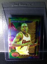 1993-94 Topps Finest Mookie Blaylock #135 Basketball Card