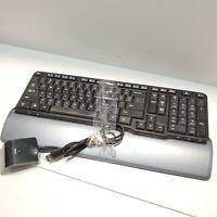 Logitech Cordless Desktop S520 Wireless Keyboard