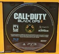 Call of Duty Black Ops II 2   - Playstation 3 PS3 Game Tested and  Working -
