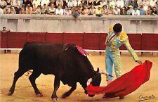 B75341 toros cpase natural corrida  spain