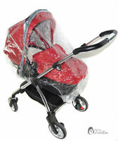 Raincover Compatible with Silver Cross Wayfarer Carrycot (198)