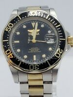 Invicta 40mm Miyota Automatic Men's Two Tone Diver Watch