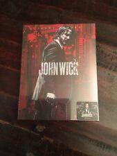 John Wick 2 Blu-Ray Steelbook NovaMedia Full Slip B 130/400 Chapter Two NEW