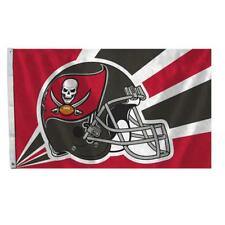 Tampa Bay Buccaneers 3x5 Flag - Helmet Design [New] Nfl Banner Sign Fan Wall