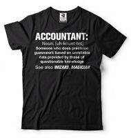 Gift For Accountant Funny T-shirt Birthday Gift Idea For Accountant CPA T-shirt