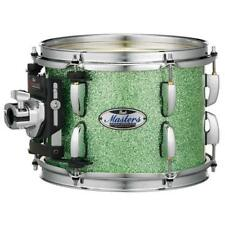 """Pearl Masters Complete MCT 8""""  Mounted Tom/#348/Absinthe Sparkle/Brand New"""