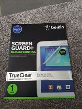 Belkin True Clear Screen Guard+ Damage Control - Galaxy Tab3 10.1