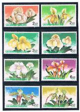 THAILAND 1992 Orchid Flowers (Flora)