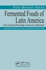 Fermented Foods Of Latin America  BOOKH NEW