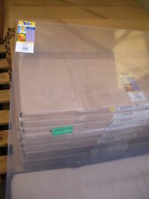 PERSPEX FLAT CLEAR SHEET 900MM X 600MM