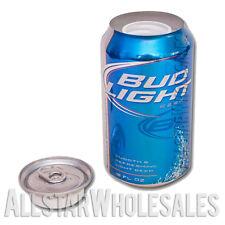 Light Beer 12oz Diversion Safe Can Secret Disguised Storage Fake Stash Hide