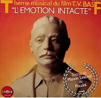 THEME MUSICAL FILM BASF manon lescaut/reve d'une nuit d'été PUCCINI SP 1983 EX++