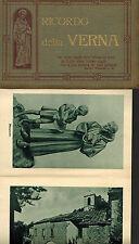 Ricordo Kloster La Verna, Toscana, Leporello 28 Abb., Civicchioni Chiavari 1900
