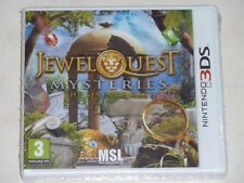 Jeu  NINTENDO 3DS  Jewel Quest Mysteries The Seventh Gate Neuf sous Plastique VF