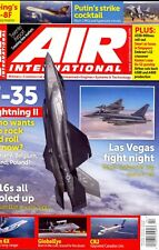 Air International April 2018 Military Commercial Business Unmanned Engines...