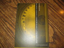 The Norton Anthology of American Literature: Instructor's Manual to 6 edition