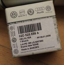 Volkswagen Filtre à huile 02d525558a Haldex Embrayage Golf 4 Quattro 4 motion r32 s3