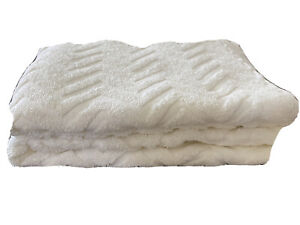 Classic Luxury Egyptian Cotton Hand Towel Set - 6 Count