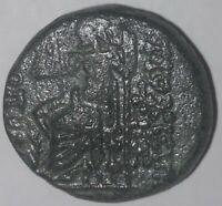 Bronze GRECQUE - ZEUS , Antioche Syrie