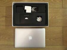 Portátiles de Apple MacBook Air de año de lanzamiento 2014