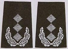 dienstgradabzeichen rangschlaufen, Coronel Oliva d7243