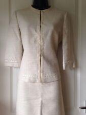 Max Mara Studio Skirt Suit Size 10