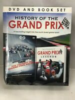 GRAND PRIX LEGENDS Book & DVD Set - DVD  BYVG The Cheap Fast Free Post