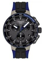 Tissot T-Race Cycling Men's Chronograph Silicone Strap Watch T111.417.37.441.06
