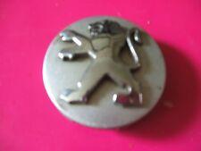 peugeot alloy wheel centre cap                  9639098380
