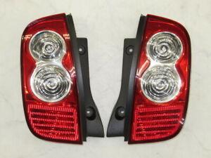 Nissan March Micra K12 KOUKI Rear Taillights Tail Lamp Lights OEM ICHIKOH D019