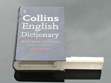 Collins Dictionary Safe Stash Book Secret Storage Compartment Security Box