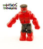 Marvel vs Capcom 3 Minimates TRU Toys R Us Exclusive Red Hulk