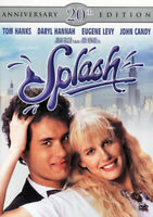 Splash (1984 Tom Hanks Daryl Hannah) (20th Anniversary Edition) DVD NEW