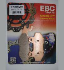 EBC 214hh Sintered Rear Brake Pads for Triumph Scrambler 2006 to 2020