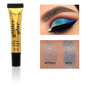 Eye Shadow Eyelid GLITTER PRIMER Base Eyeshadow Make Up Blending Vibrant Glue