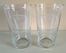 2 X New Sharps Doom Bar Pint Beer Glasses Home Bar Pub man cave