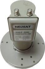 Full HD Digital Dual C-band LNB, 3.4-4.2 Ghz, L.O frequency 5150Mhz C band LNBF
