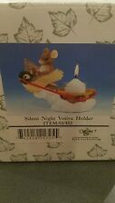 Charming Tails by Fitz and Floyd Silent Night Votive Holder