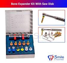 Expansor De Hueso Dental Kit de elevación de los senos nasales con discos de instrumentos quirúrgicos implante de Sierra