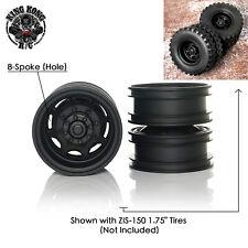"""New 1.75"""" Metal Rear Wheel for 1/12 1/14 RC Soviet ZIS-150/151/CA10/Tamiya Truck"""