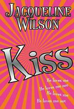 Kiss by Jacqueline Wilson (English) Hardcover Book Free Shipping!