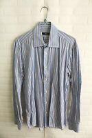Camicia HUGO BOSS Uomo Chemise Shirt Man Taglia Size 39 / 15 e mezzo