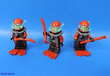 LEGO 60122 / CITY (nr.25) FIGURINE / Plongeur avec outil / 3 pièces