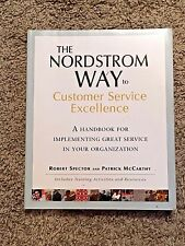 The Nordstrom Way to Customer Service Excellence Book by  Spector & McCarthy