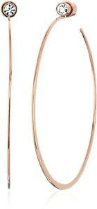 Michael Kors MKJ6001791 Ohrringe Creole Rosegold NEU / OVP