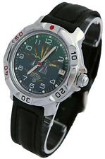 Vostok Komandirskie 811976 Military Russian Classic Commander Watch Dark Green