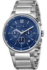 Esprit Uhr Uhren Herrenuhr Chronograph ES1G025M0075 Edelstahl Armbanduhr NEU