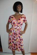 Boden V-Neck Short Sleeve Dresses for Women
