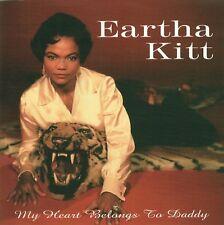 Eartha Kitt - My Heart Belongs To Daddy (CD)