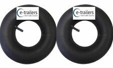2 x NEXEN INNER TUBES FOR 5.00-10 500x10 & 4.50-10 TRAILER TYRE 154329 29800112